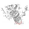 Uszczelka pod cylinder Honda 12191-MN8-003 - Athena